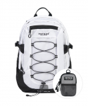 베테제(VETEZE) Trekker Backpack (white)