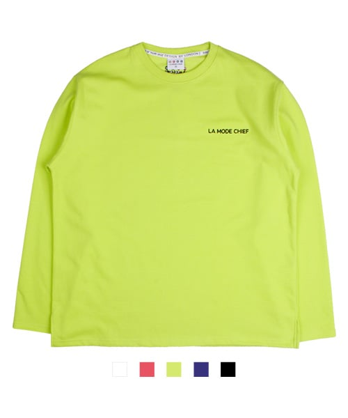 라모드치프(LAMODECHIEF) LAMC LUMINOUS LONG SLEEVE