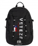 베테제(VETEZE) Big Logo Backpack (black)