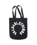벗딥() CIRCLE ECO BAG-BLACK