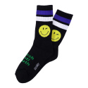 프레이(FRAY) SMILEY LOGO SOCKS - BLACK