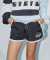 아이아이(EYEYE) COLOR COMBINATION WINDBREAKER SHORTS_BLACK (EEON1FPR01W)
