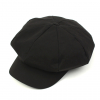Bio Black Newsboy Cap 뉴스보이캡