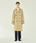 레이어 유니온() LSA OVER TRENCH COAT BEIGE