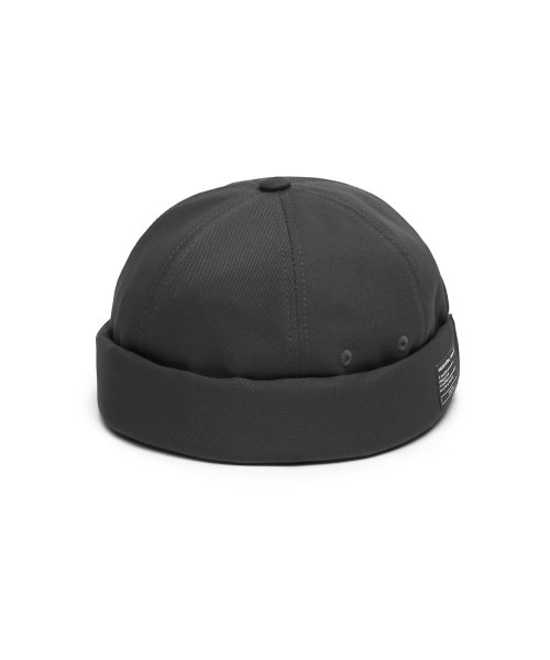 언더컨트롤(UNDERCONTROL) MOLD CAP / TWILL COTTON / CHARCOAL