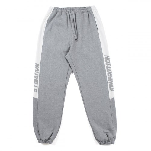 마크엠(MARKM) Relaxed-fit Jogger pants - GY