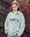 MNBTH Fleece Hood T-shirt(GRAY)