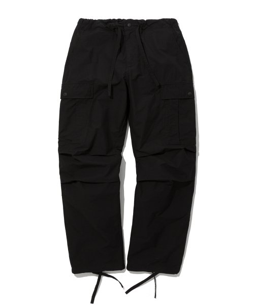 유니폼브릿지(UNIFORM BRIDGE) 19ss M-65 pants black