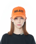 벤테즈(VENTEZ) SELECT Cap (Orange)