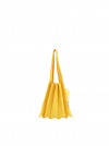 Lucky Pleats Knit S Freesia Yellow