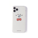 어피스오브케이크(APOC) Cherry Bear Phone Case_Clear