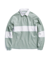 Alan Rugby Shirts Light Olive