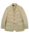 19ss fatigue blazer jacket beige