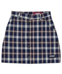 아파트먼트(APARTMENT) (W) Blumington Skirt - BLUE