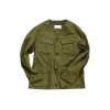 19SS JUNGLE FATIGUE CARDIGAN OLIVE