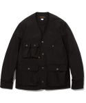 유니폼브릿지(UNIFORM BRIDGE) 19ss fisherman cardigan black