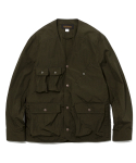 유니폼브릿지(UNIFORM BRIDGE) 19ss fisherman cardigan olive