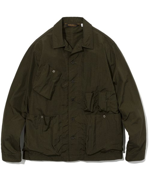 유니폼브릿지(UNIFORM BRIDGE) 19ss utility jacket olive