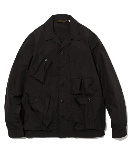 유니폼브릿지(UNIFORM BRIDGE) 19ss utility jacket black