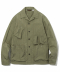 19ss utility jacket sage green