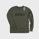 로스코(ROTHCO) [국내배송] Long Sleeve ARMY T-Shirt