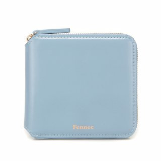 페넥(FENNEC) ZIPPER WALLET - FOG BLUE