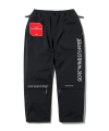 GORE® WINDSTOPPER® CITY Pant Black