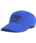디스이즈네버댓(THISISNEVERTHAT) 3Line-Logo Camp Cap Blue