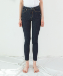 디컬러() Skinny Denim Pants -One wash-