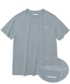 NEW LOCATION SHORT SLEEVE IS [COOL GREY]