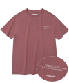NEW LOCATION SHORT SLEEVE IS [INDIGO PINK]