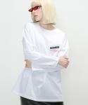 엠엠아이씨(MMIC) BOXY OFFICE TS(WHITE) -[MM-TS-906W]