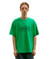 OVAL LOGO TEE green