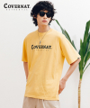S/S AUTHENTIC LOGO TEE YELLOW
