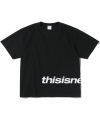 HSP Logo Tee Black