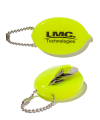 LMC RUBBER COIN PURSE lime