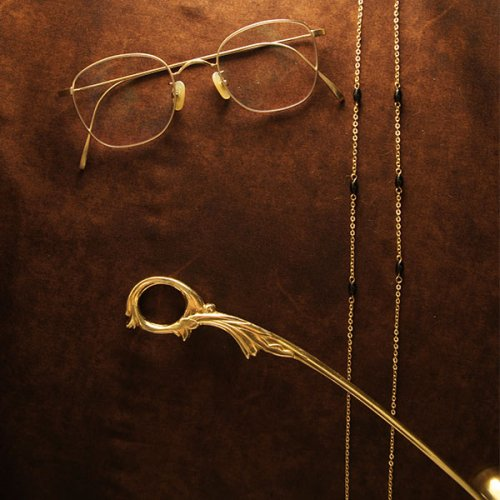 트레쥬(TREAJU) Sunflower  Seed glasses chain
