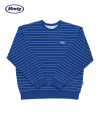 [Mmlg] STRIPE MICROSWEAT (BLUE)