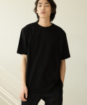퍼스트플로어() 247 MINIMAL SHORT SLEEVES (BLACK)