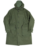 아웃스탠딩(OUTSTANDING) M47 HOODED PARKA [OLIVE GREEN]
