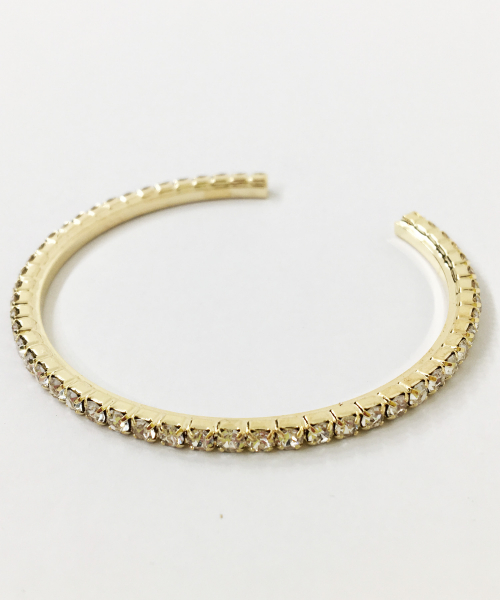 섹스토(SEXTO) [Handmade][뱅글]3MM DI BANGLE GOLD