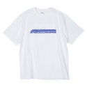 노매뉴얼(NOMANUAL) NM INDUSTRIES T-SHIRT - WHITE