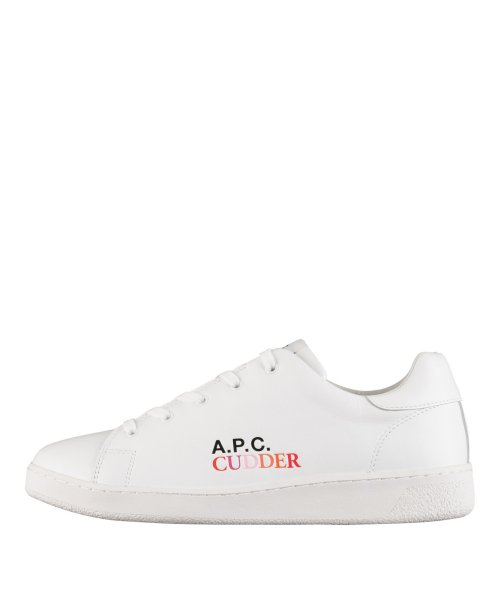 아페쎄(A.P.C.) [Kid Cudi x A.P.C.] Minimal Tennis Shoes