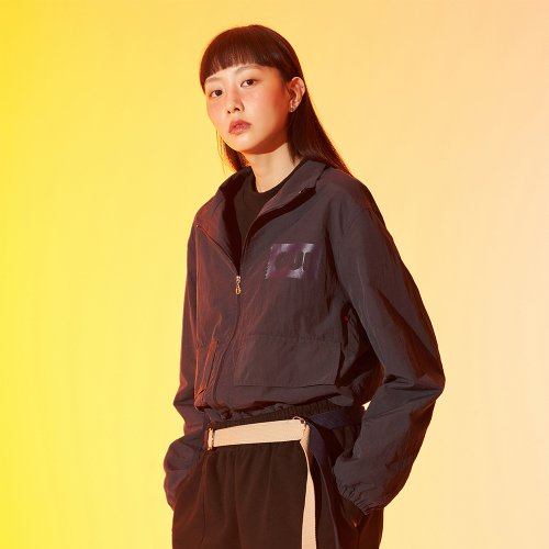 위빠남(OUI PANAME) LIGHT SUMMER JACKET(BLACK)