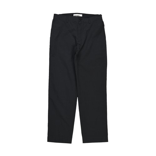 비슬로우 스탠다드(BESLOW STANDARD) 19SS SEERSUCKER EASY PANTS BLACK