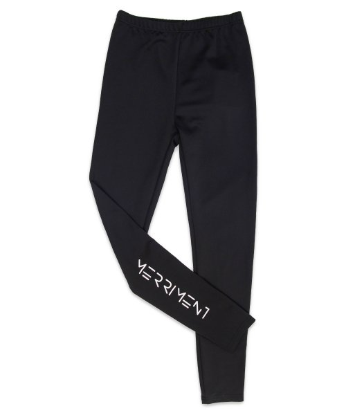 메리먼트(MERRIMENT) MMM Leggings (BLACK)