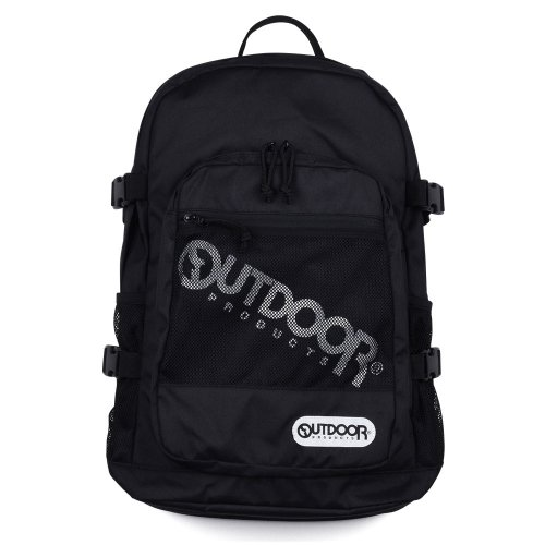 아웃도어 프로덕츠(OUTDOOR PRODUCTS) MESH POCKET DAY BACK PACK 19FW