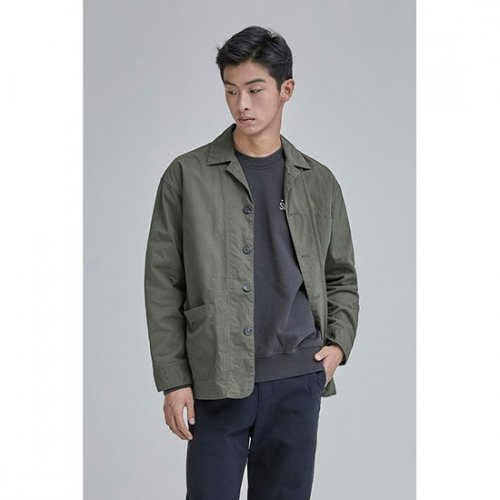 에스로우(S'LOW) Fatigue jacket_S4SFX18502KHX