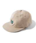 슬로우포크(SLOWPOKE) Laurel Wreath 6-Panel Cap -Beige-