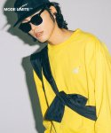 모드리미트(MODELIMITE) ML Oversized T Yellow